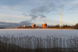 Olkiluoto nuclear site (Credit TVO)