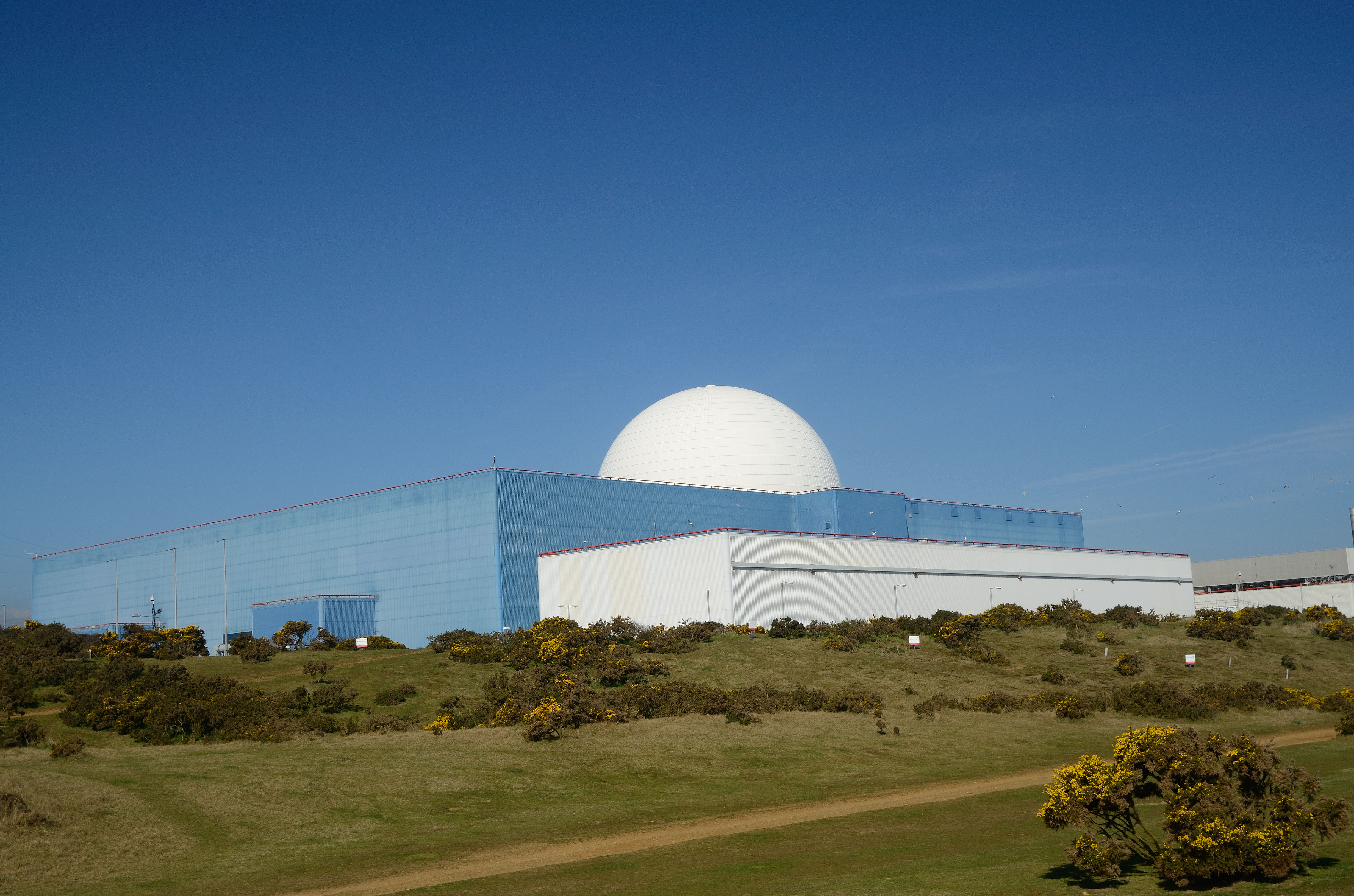 Sizewell B, the UK's only operating PWR