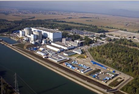 Fessenheim nuclear plant (credit: EDF)