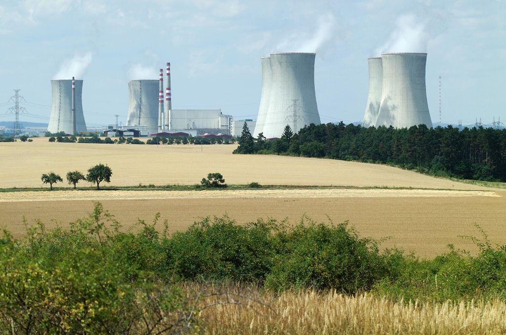 Dukovany nuclear plant