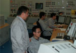 Operators in training on Hongyanhe Phase I Full Scope Simulator in China (Source: L-3 MAPPS)