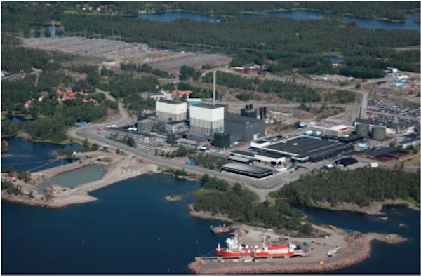 Sweden's Oskarshamn 1&2 were closed early for economic reasons (Source: OKG)