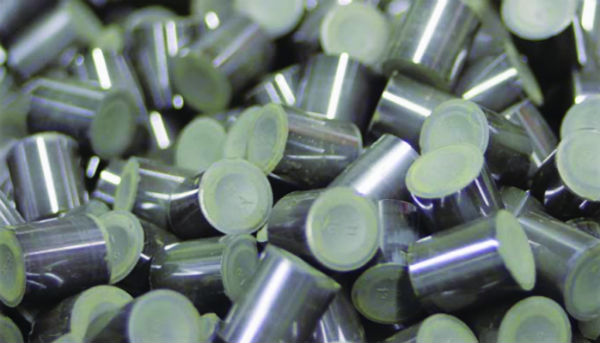 ADOPT pellets (photo: Westinghouse)