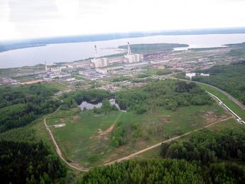 Ignalina nuclear plant