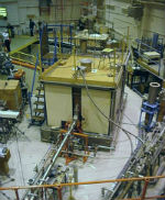 NPL's thermal pile is used to test reactor instruments