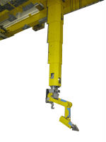 The nuclear industry utilises PaR hydraulic telescoping masts for platform inspection, material handling and remote operations.